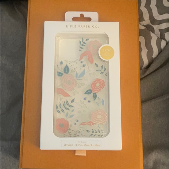 iPhone 11 Pro Max Rifle Paper Co Case